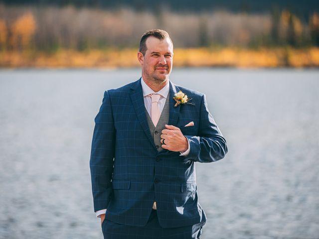 Terrance and Mackenzie's wedding in Banff, Alberta 49