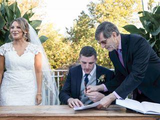 The wedding of Kaitlyn and Enda 2