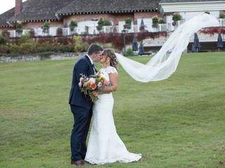 The wedding of Kaitlyn and Enda