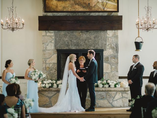 Rob and Kristy's wedding in Ancaster, Ontario 42