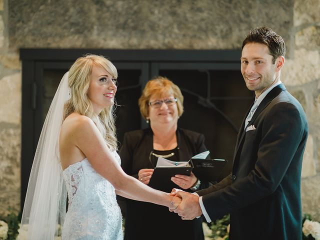 Rob and Kristy's wedding in Ancaster, Ontario 43