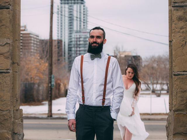 Don and Cherise's wedding in Calgary, Alberta 3