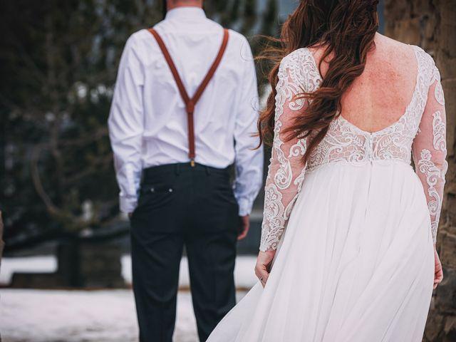 Don and Cherise's wedding in Calgary, Alberta 4