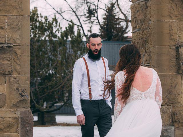 Don and Cherise's wedding in Calgary, Alberta 5