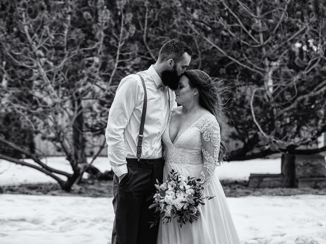 Don and Cherise's wedding in Calgary, Alberta 9