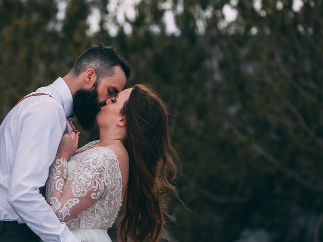 Don and Cherise's wedding in Calgary, Alberta 15