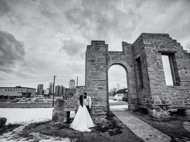 Don and Cherise's wedding in Calgary, Alberta 20