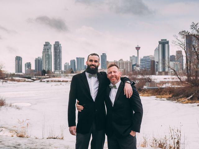 Don and Cherise's wedding in Calgary, Alberta 25