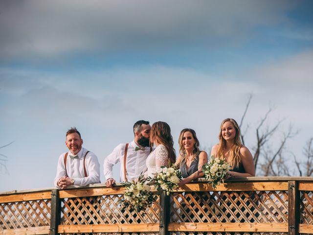 Don and Cherise's wedding in Calgary, Alberta 28