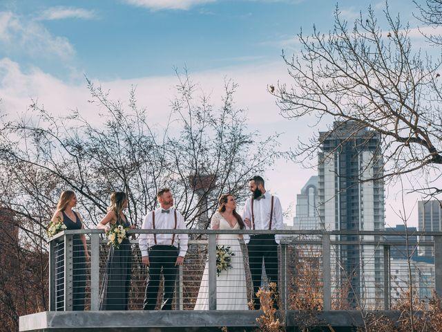Don and Cherise's wedding in Calgary, Alberta 31