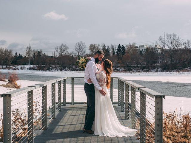 Don and Cherise's wedding in Calgary, Alberta 33
