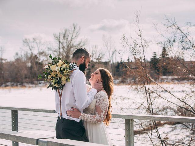Don and Cherise's wedding in Calgary, Alberta 34