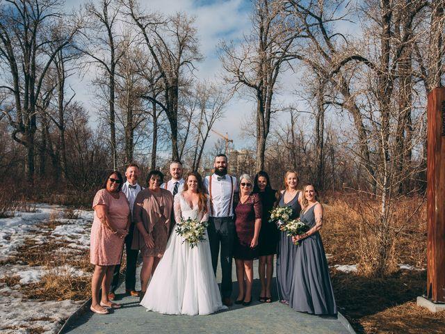 Don and Cherise's wedding in Calgary, Alberta 41