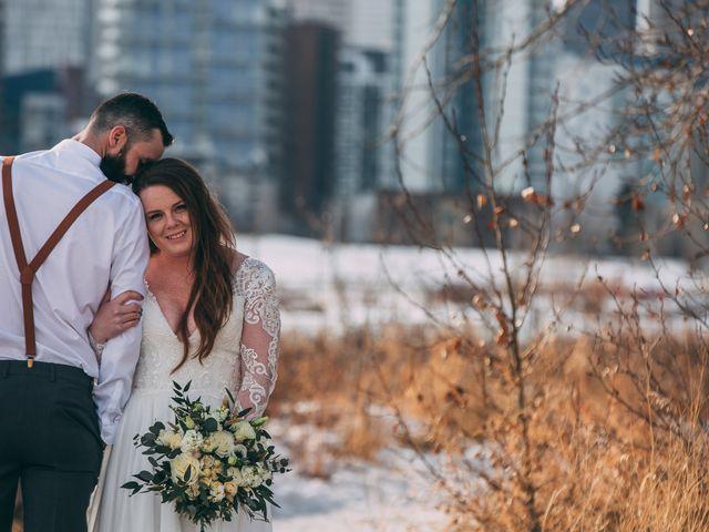 Don and Cherise's wedding in Calgary, Alberta 44