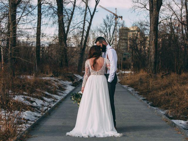 Don and Cherise's wedding in Calgary, Alberta 47