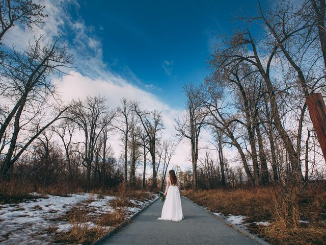 Don and Cherise's wedding in Calgary, Alberta 49