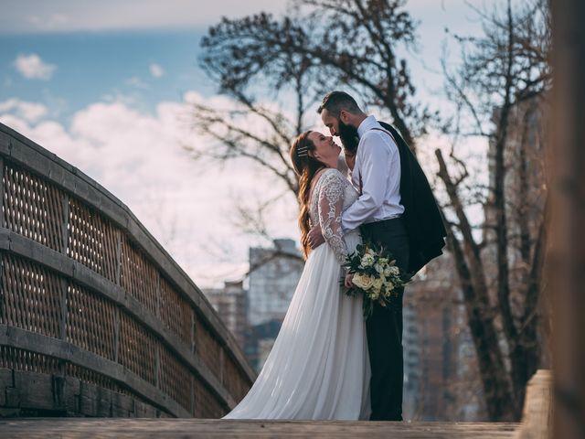 Don and Cherise's wedding in Calgary, Alberta 54