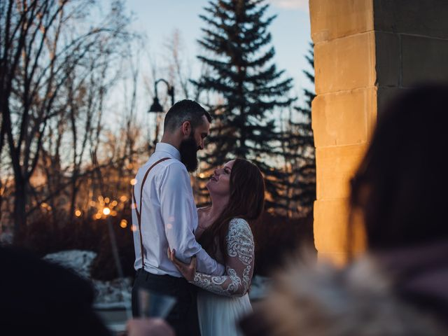 Don and Cherise's wedding in Calgary, Alberta 83