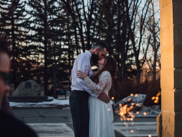 Don and Cherise's wedding in Calgary, Alberta 84