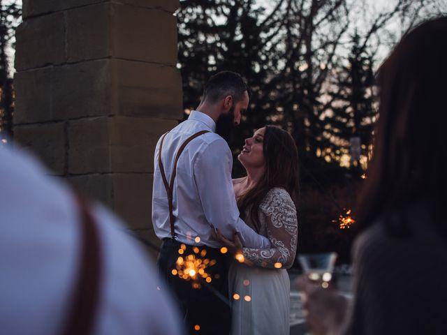 Don and Cherise's wedding in Calgary, Alberta 2