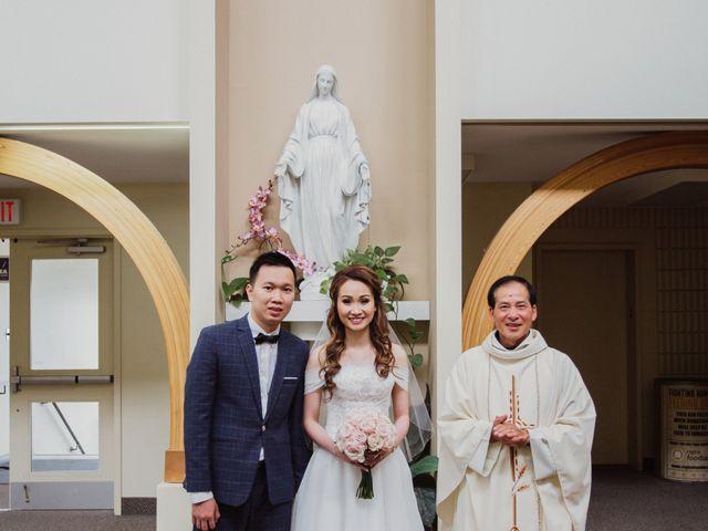 Amie and Lucas's wedding in Regina, Saskatchewan 11