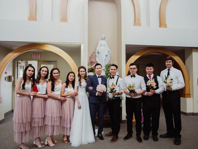 Amie and Lucas's wedding in Regina, Saskatchewan 12