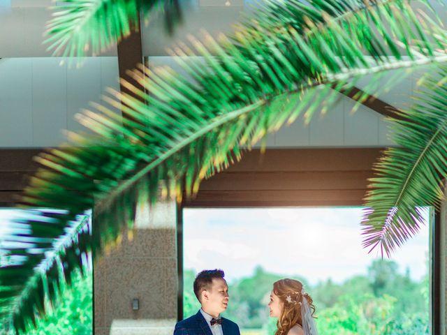Amie and Lucas's wedding in Regina, Saskatchewan 1