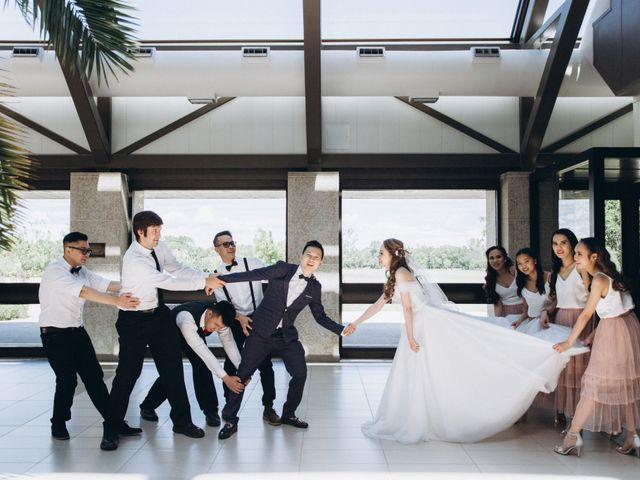 Amie and Lucas's wedding in Regina, Saskatchewan 2