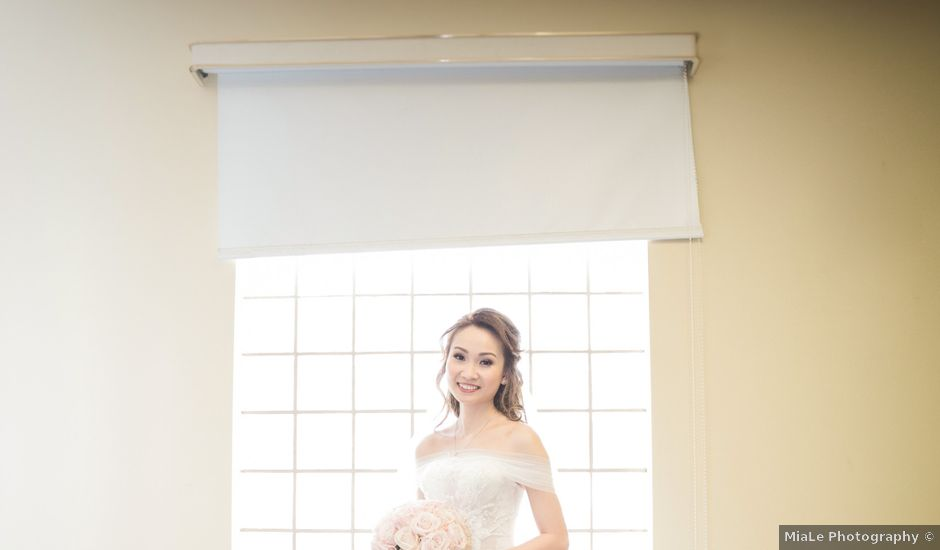 Amie and Lucas's wedding in Regina, Saskatchewan