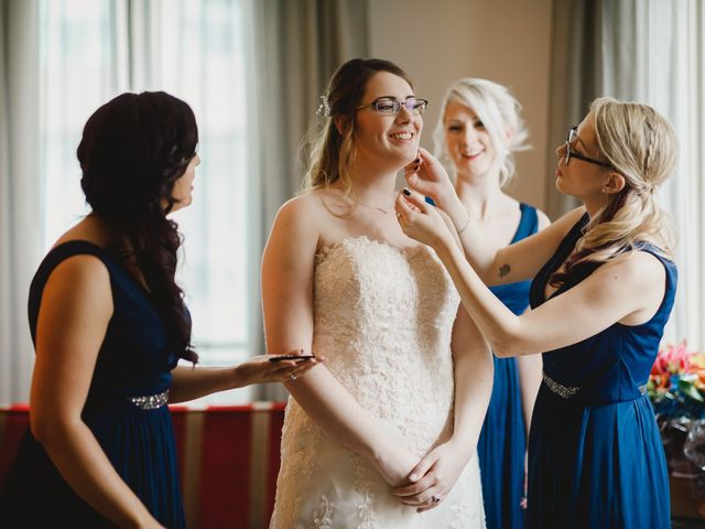 Lucien and Jennifer's wedding in Toronto, Ontario 6