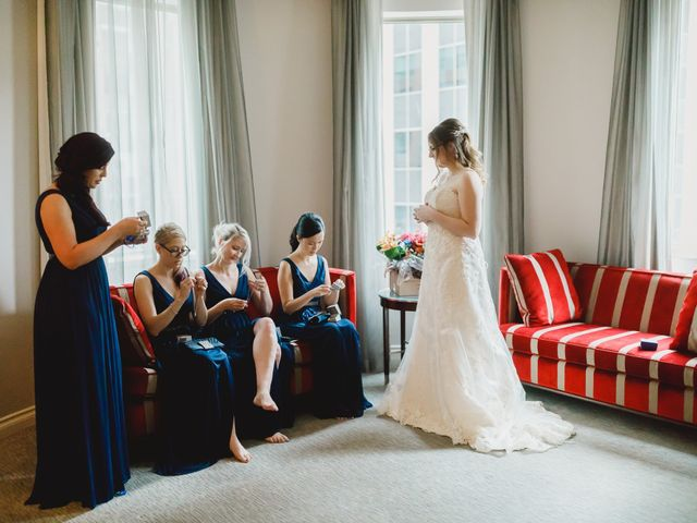 Lucien and Jennifer's wedding in Toronto, Ontario 11