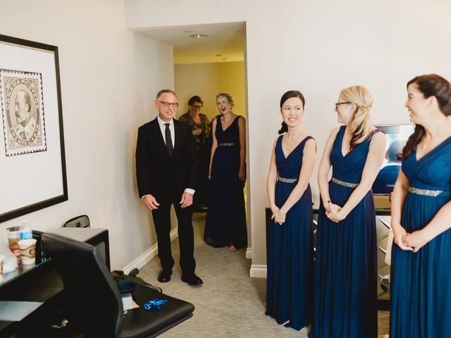 Lucien and Jennifer's wedding in Toronto, Ontario 13