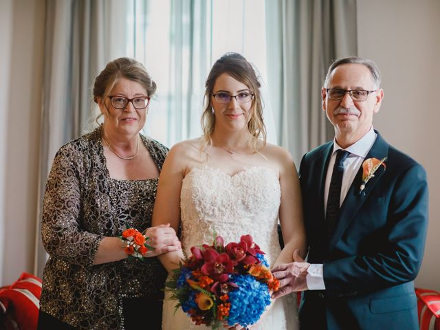 Lucien and Jennifer's wedding in Toronto, Ontario 17