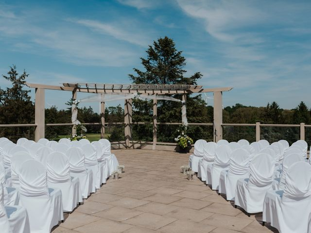 Jake and Cary's wedding in Grand Bend, Ontario 3