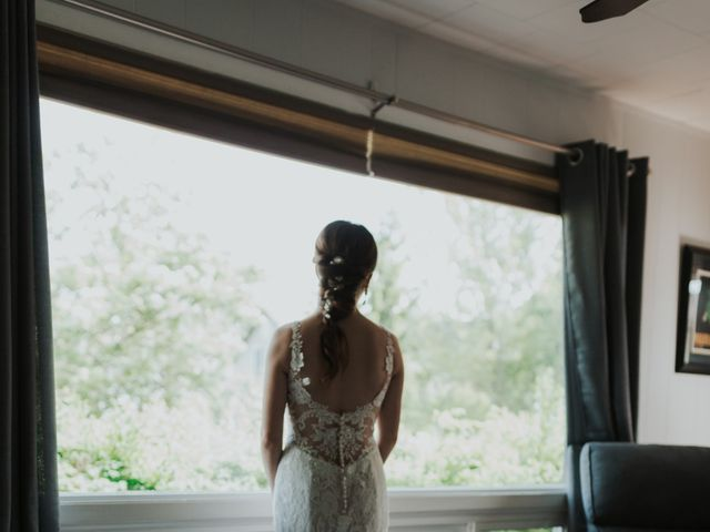 Jake and Cary's wedding in Grand Bend, Ontario 7