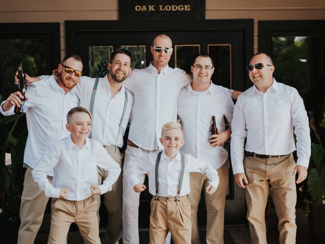 Jake and Cary's wedding in Grand Bend, Ontario 9