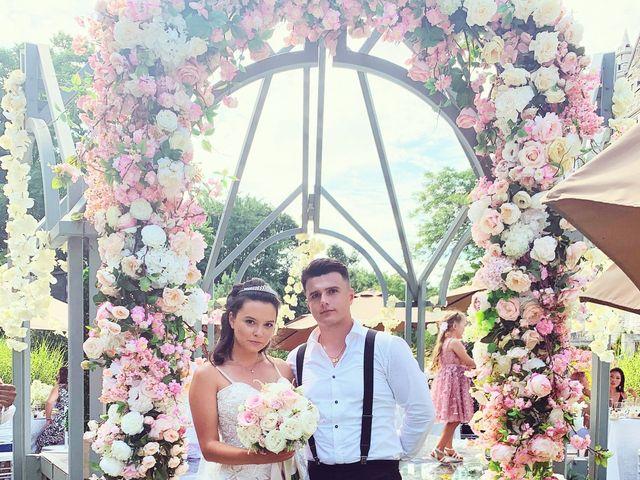Soni and Polina 's wedding in Toronto, Ontario 5