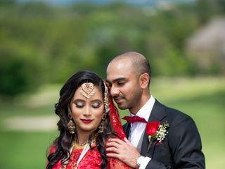 The wedding of Sanjina and Nafees 3