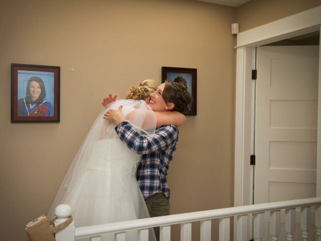 Timothy and Stephanie's wedding in Nanaimo, British Columbia 15