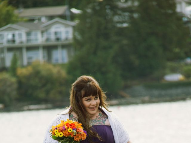 Timothy and Stephanie's wedding in Nanaimo, British Columbia 32