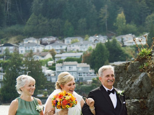 Timothy and Stephanie's wedding in Nanaimo, British Columbia 34