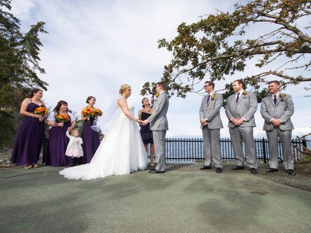 Timothy and Stephanie's wedding in Nanaimo, British Columbia 36