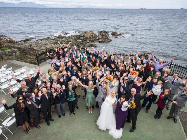Timothy and Stephanie's wedding in Nanaimo, British Columbia 45