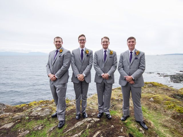 Timothy and Stephanie's wedding in Nanaimo, British Columbia 49