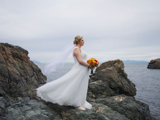 Timothy and Stephanie's wedding in Nanaimo, British Columbia 58