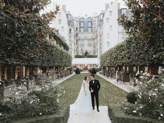 The wedding of Wen and Joyce
