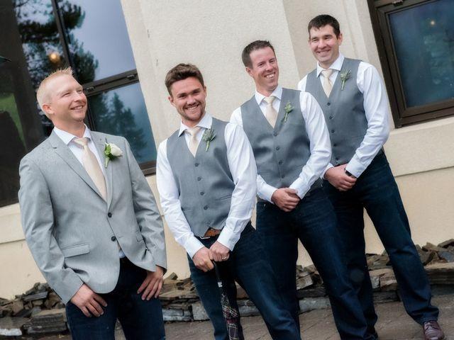 Richard and Alexis's wedding in Lake Louise, Alberta 14
