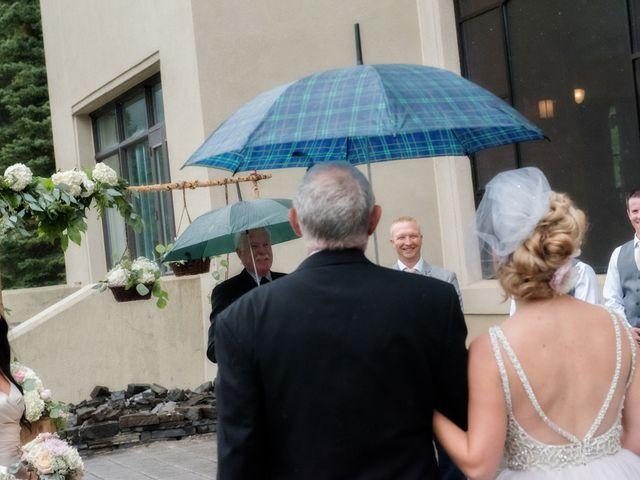 Richard and Alexis's wedding in Lake Louise, Alberta 16