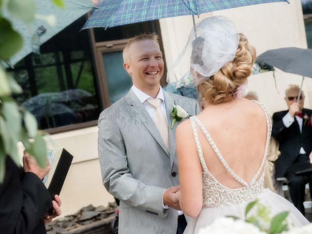 Richard and Alexis's wedding in Lake Louise, Alberta 17