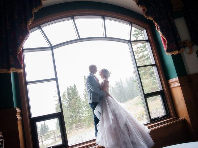 Richard and Alexis's wedding in Lake Louise, Alberta 19